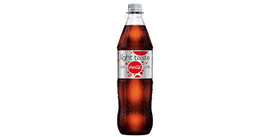 Produktbild Coca-Cola light 1,0l