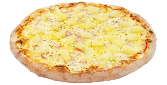 Produktbild Pizza Hawaii